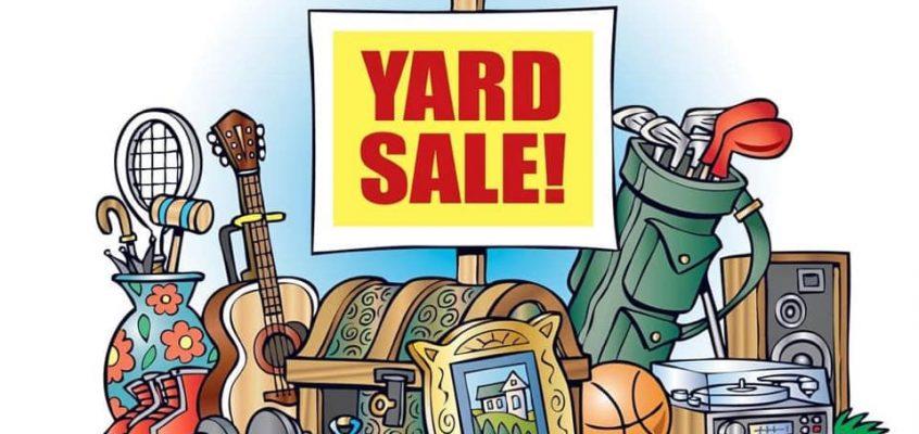 Neighborhood Garage Sale- April 10, 2021